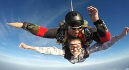 Saut en Parachute Tandem à Charleville-Mézières près de Sedan