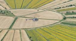 Baptême en Hélicoptère dans le Gard - Vol en hélicoptère à Nîmes