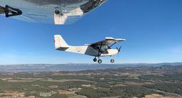 Baptême de l'air en Avion - Vol en avion léger près de Marseille