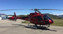 Baptême de l'air en hélicoptère à  Gap-Tallard