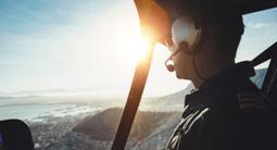 Initiation au pilotage d'hélicoptère à Gap-Tallard