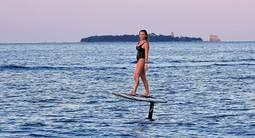 Initiation au surf électrique (eFoil) à Cannes