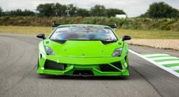 Baptême passager en Lamborghini Supertrofeo - Circuit d'Issoire