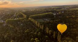 Vol en Montgolfière à Ambroise - Survol des châteaux de la Loire