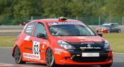 Baptême de Pilotage en Renault Clio 3 Cup - Circuit de Chambley
