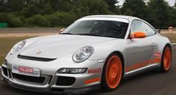 Baptême en Porsche 991 GT3 - Circuit de l'Ouest Parisien