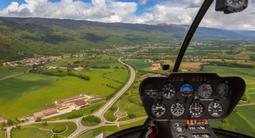 Baptême en hélicoptère à Saint Girons - Vol au dessus de l'Ariège et Pyrénées