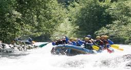 Rafting à Saint-Lary-Soulan près de Tarbes