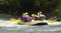 Rafting et Canoë Raft à Saint-Lary-Soulan près de Tarbes