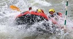 Rafting à Saint Clement sur Durance près Embrun