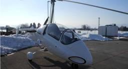 Initiation au pilotage d'ULM Autogire près de Grenoble