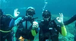Stage découverte de la plongée à Saint-Cyr-sur-mer