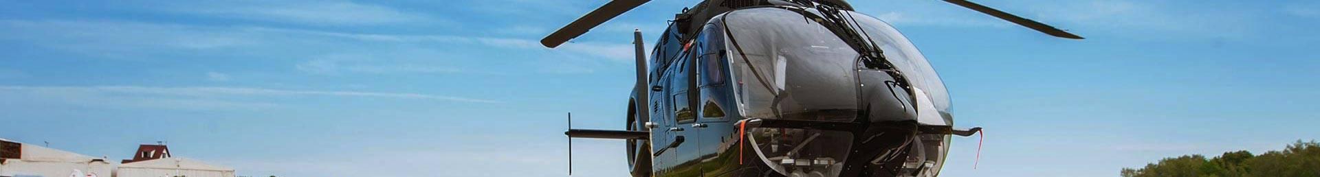 Baptême hélicoptère
